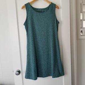 Patagonia Green Seabrook Dress